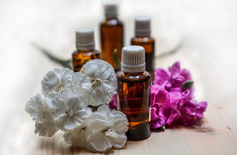 Massages du corps : les huiles que j'utilise