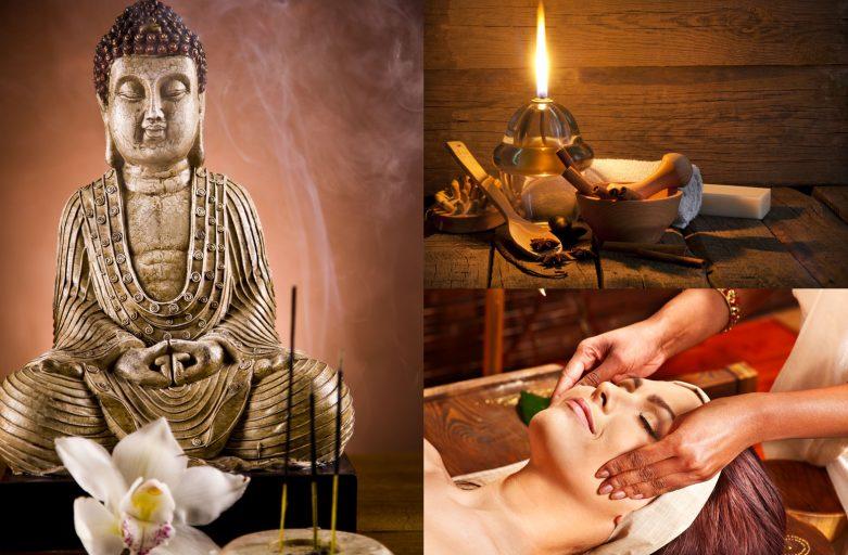gommage – enveloppement et massage